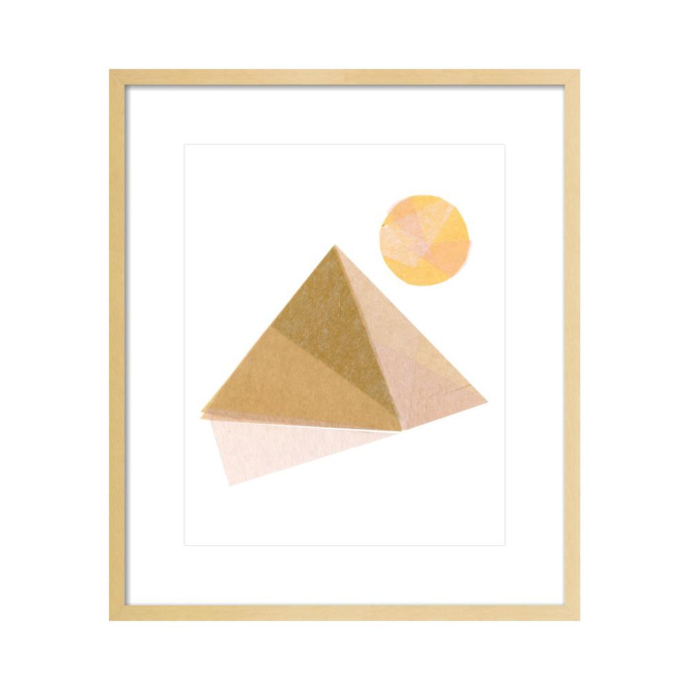 Pyramid of Giza by Darrah Gooden