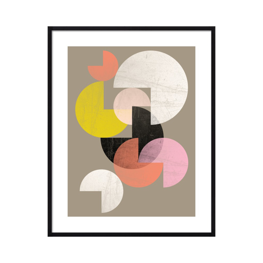 Circles #1 by Susana Paz