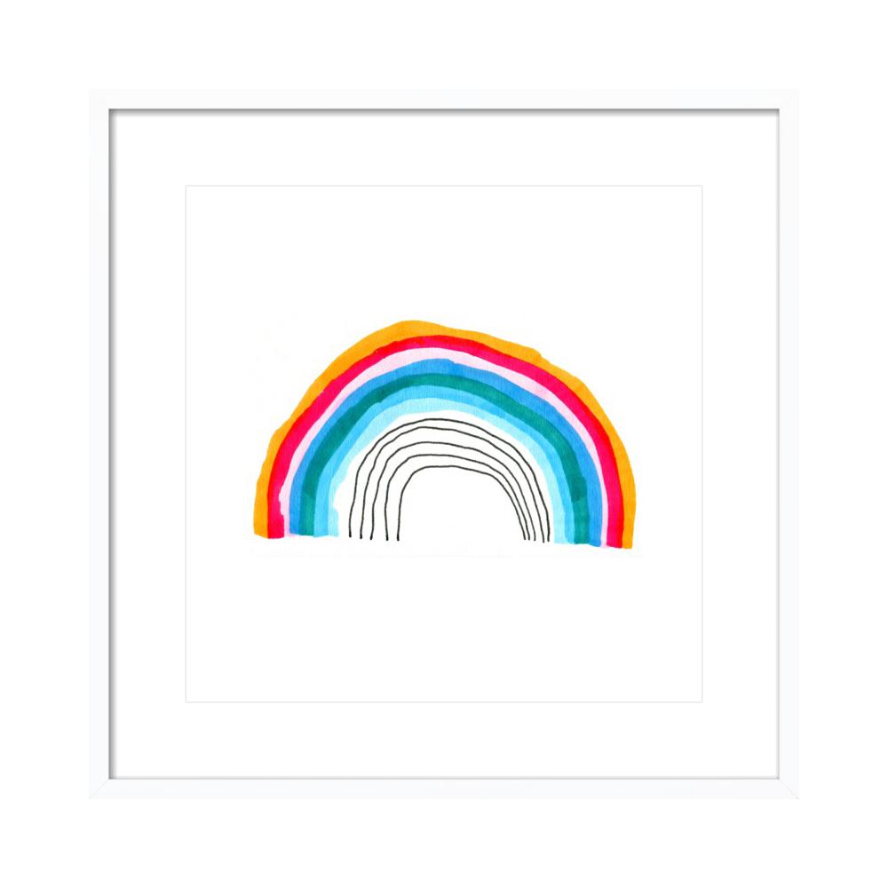 Rainbow by Jane Reiseger
