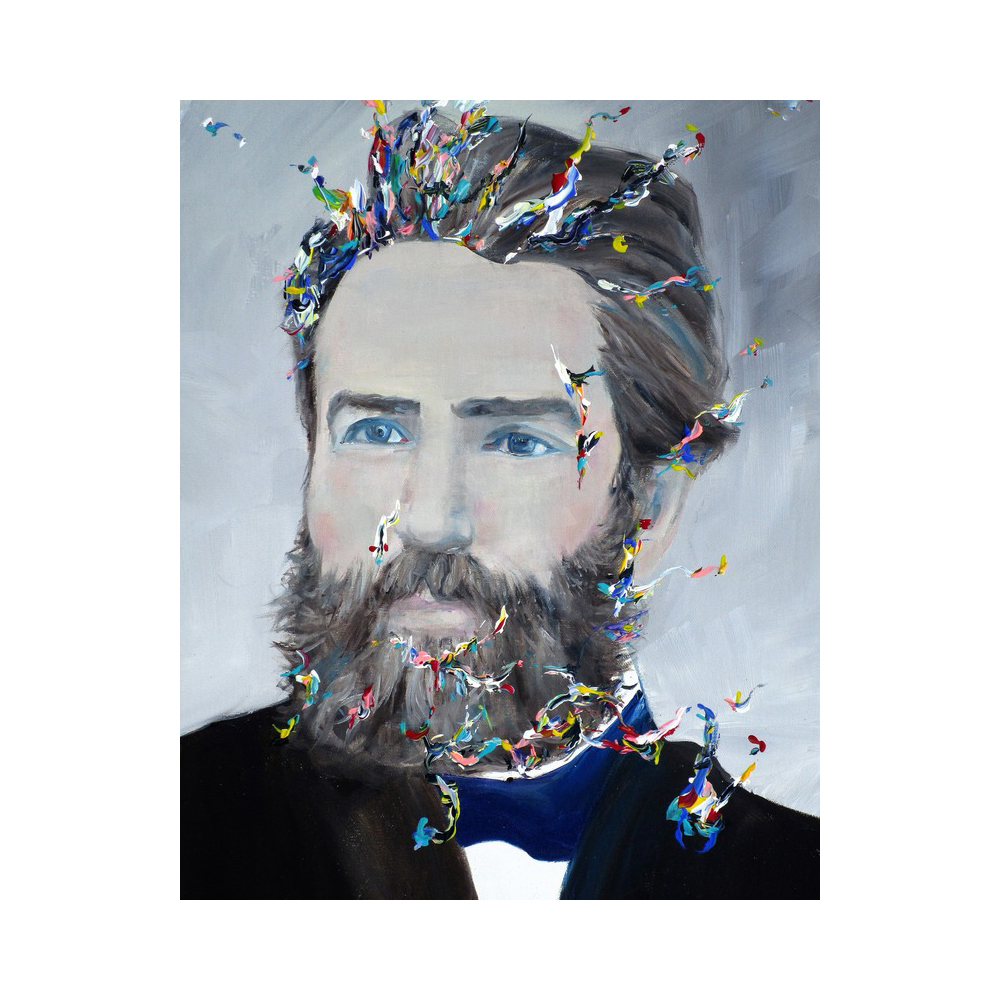 HERMAN MELVILLE by LAUTIR