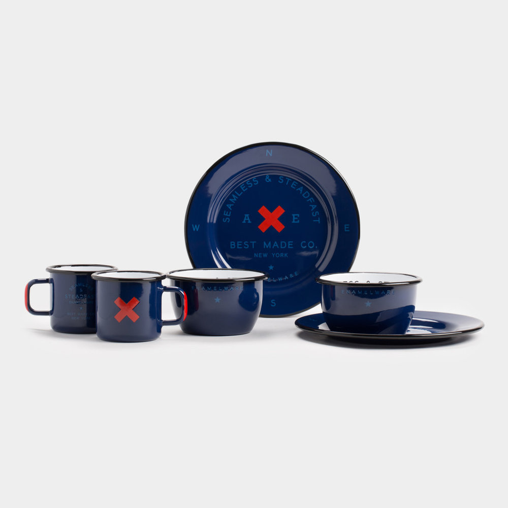 Seamless & Steadfast Enamel Gift Set