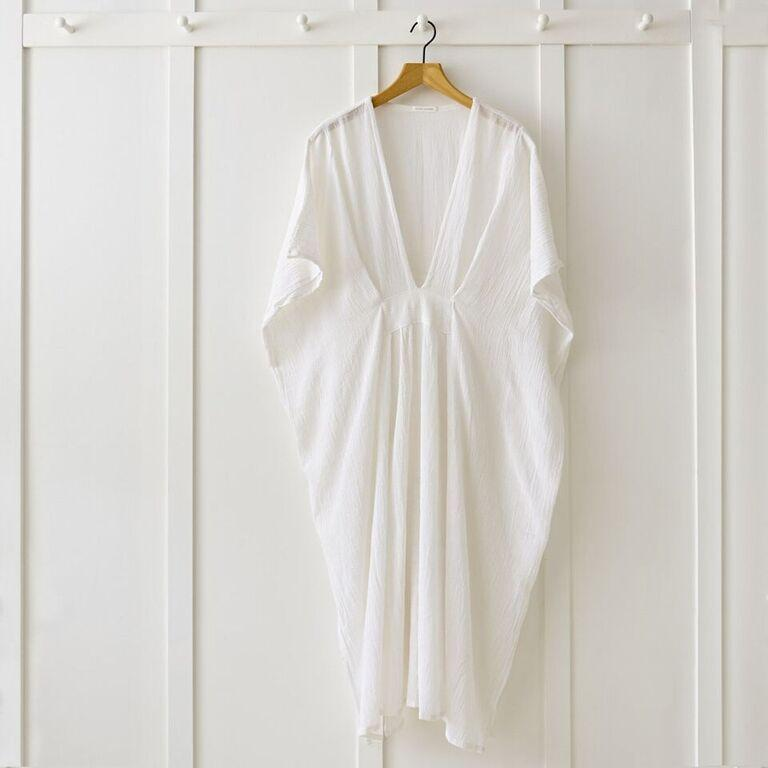 PLAIN GOODS CAFTAN