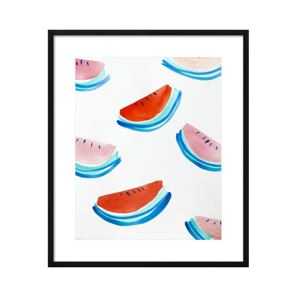 Watermelon  BY BRITT BASS TURNER