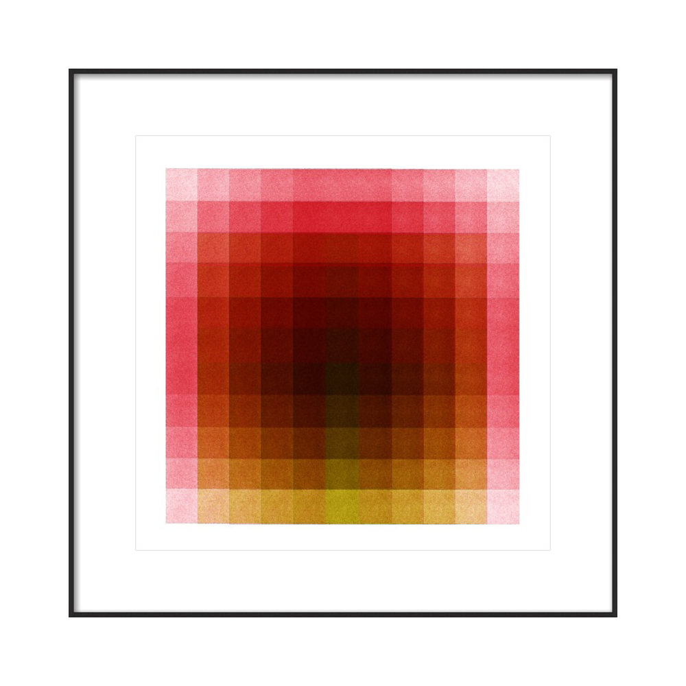 Hot Magenta & Acid Yellow: Color Space Series  BY JESSICA POUNDSTONE