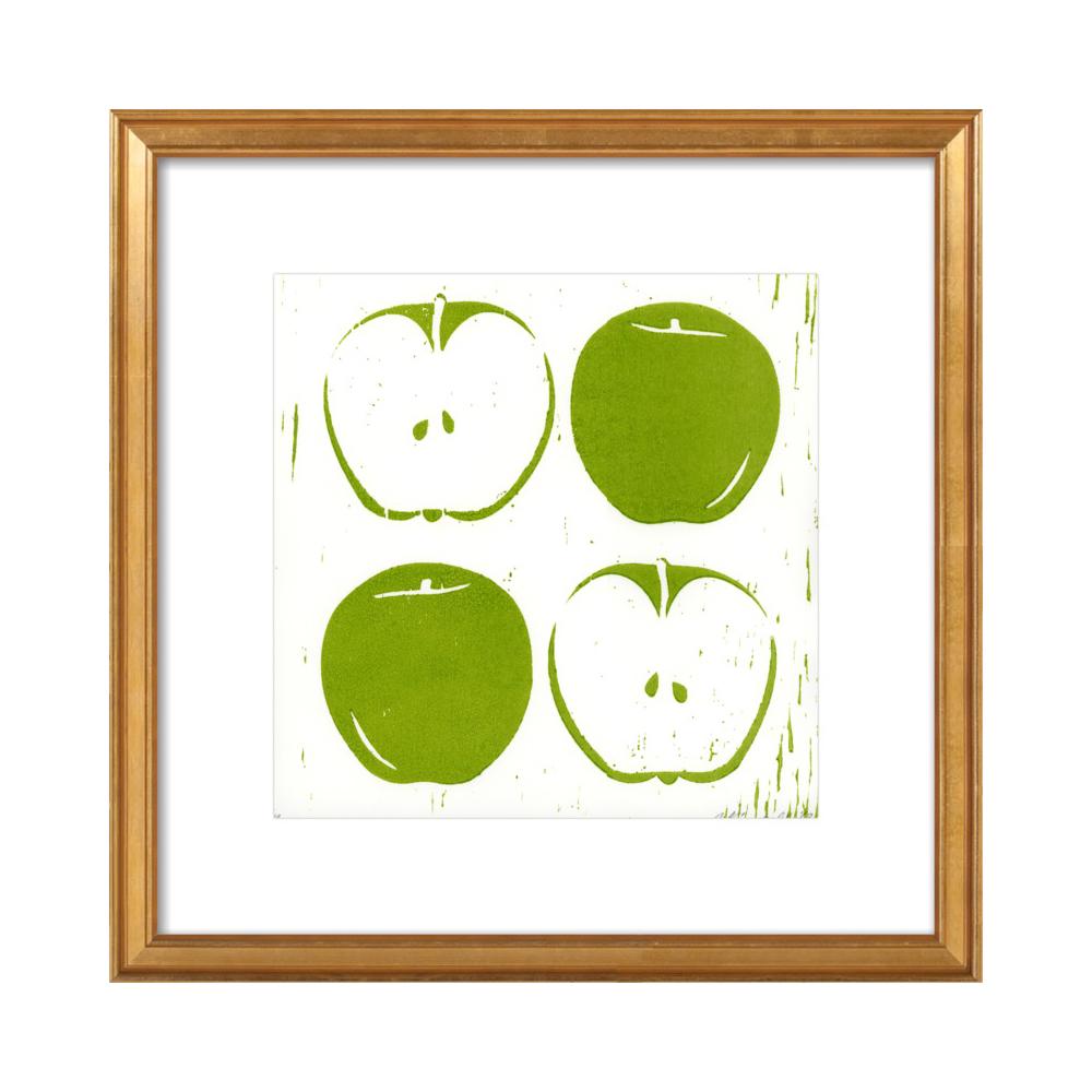 Granny Smith Apples  BY CAROLYN KIMBALL