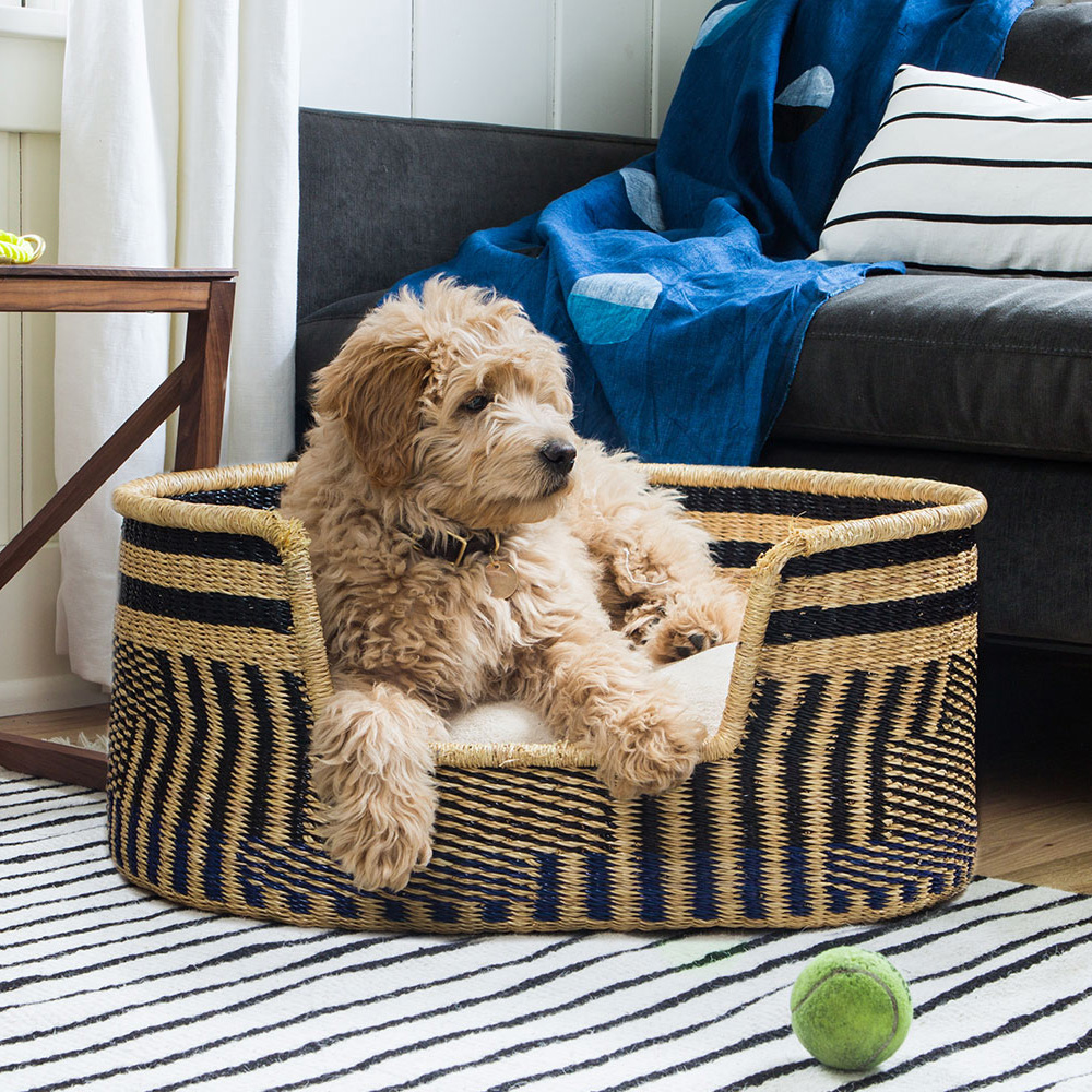 Patterns Dog Bed