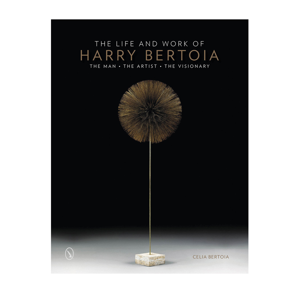 The Life and Work of Harry Bertoia: The Man, the Artist, the Visionary
