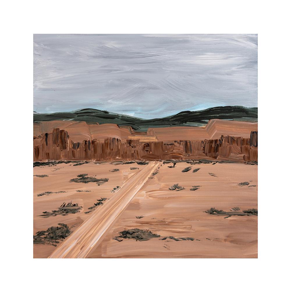 Desert Drive  BY ALLI MCPHAIL