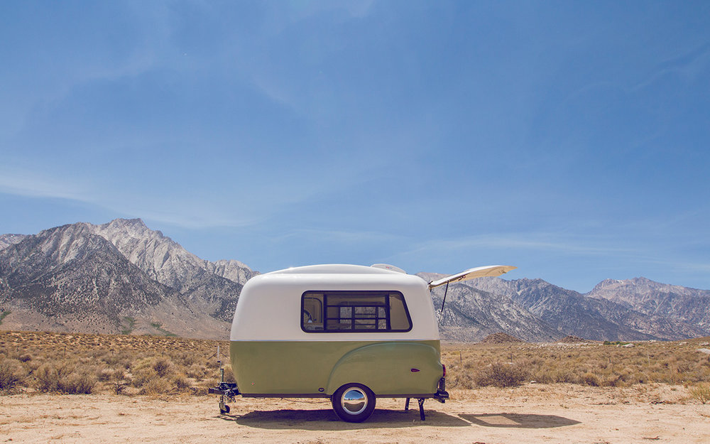 Happier Camper's HC1 model , available in seven retro colors.