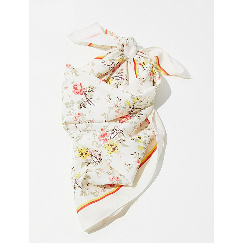 Laura Ashley & UO Silk Scarf