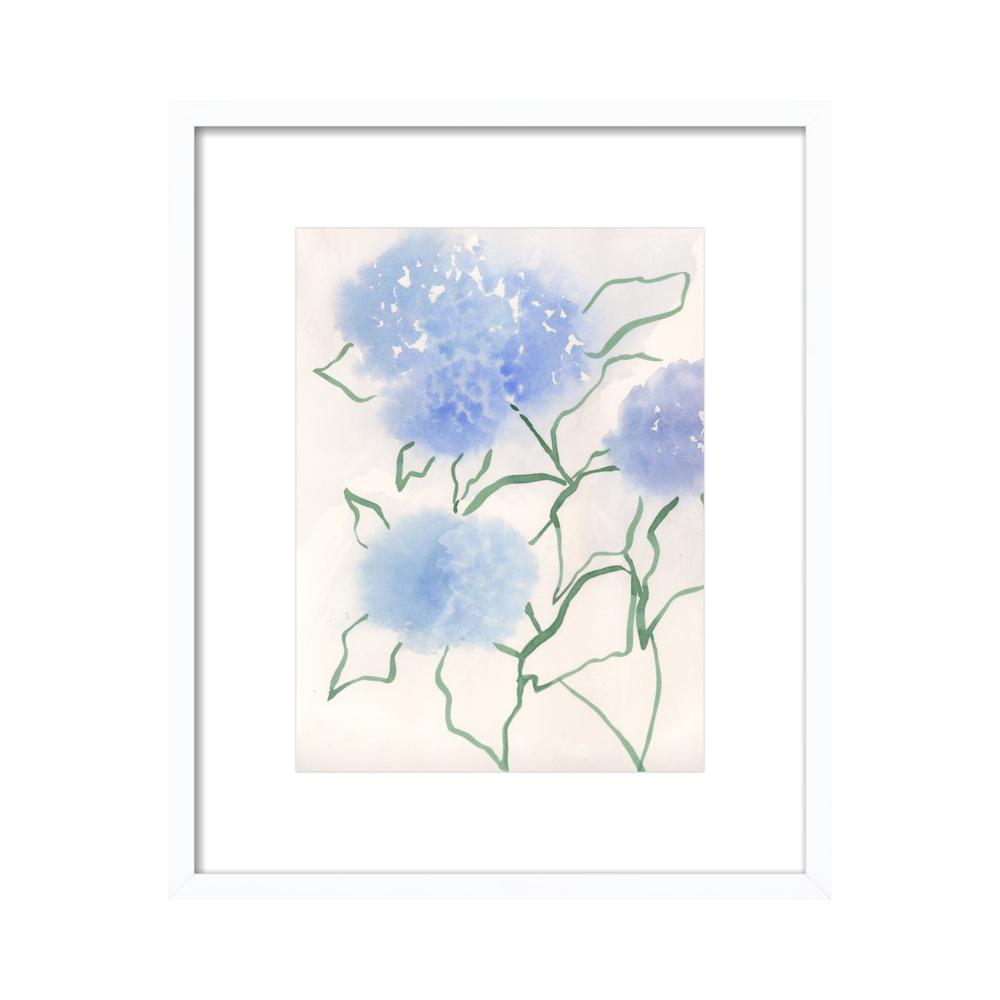 Hydrangea I  BY EMILY GRADY DODGE