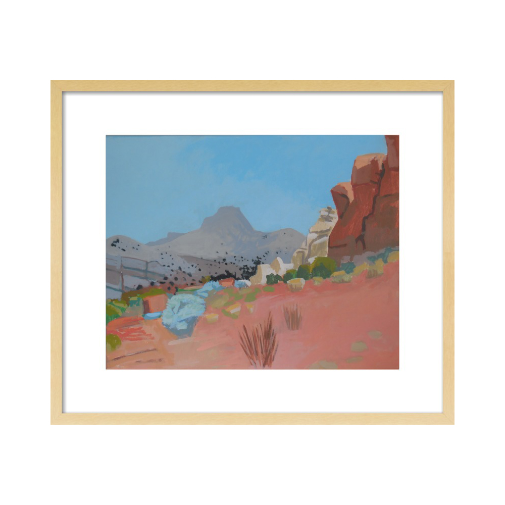 Capitol Reef 5  BY SHELLEY HULL