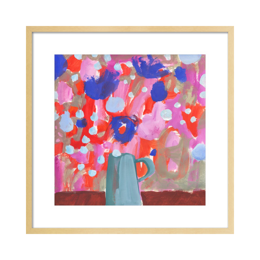 Candy Floss Flowers  BY GABRIELLA BUCKINGHAM