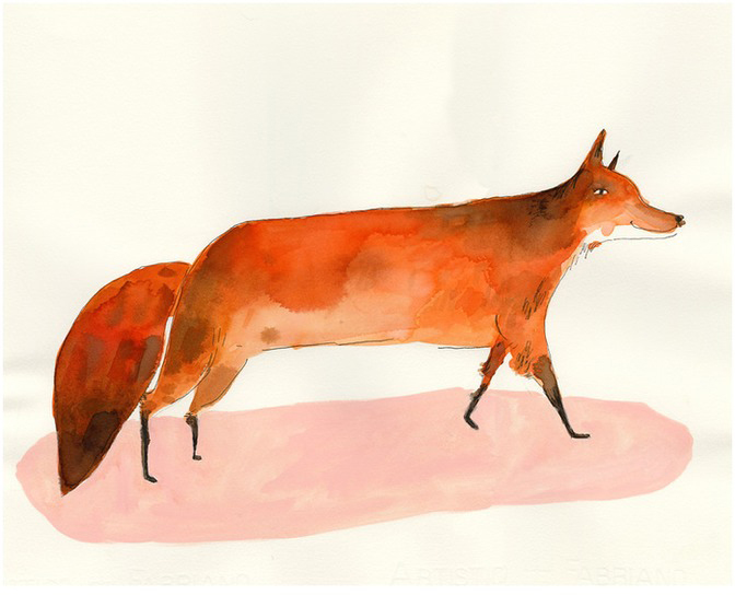 Fox  BY  ELIZABETH GRAEBER