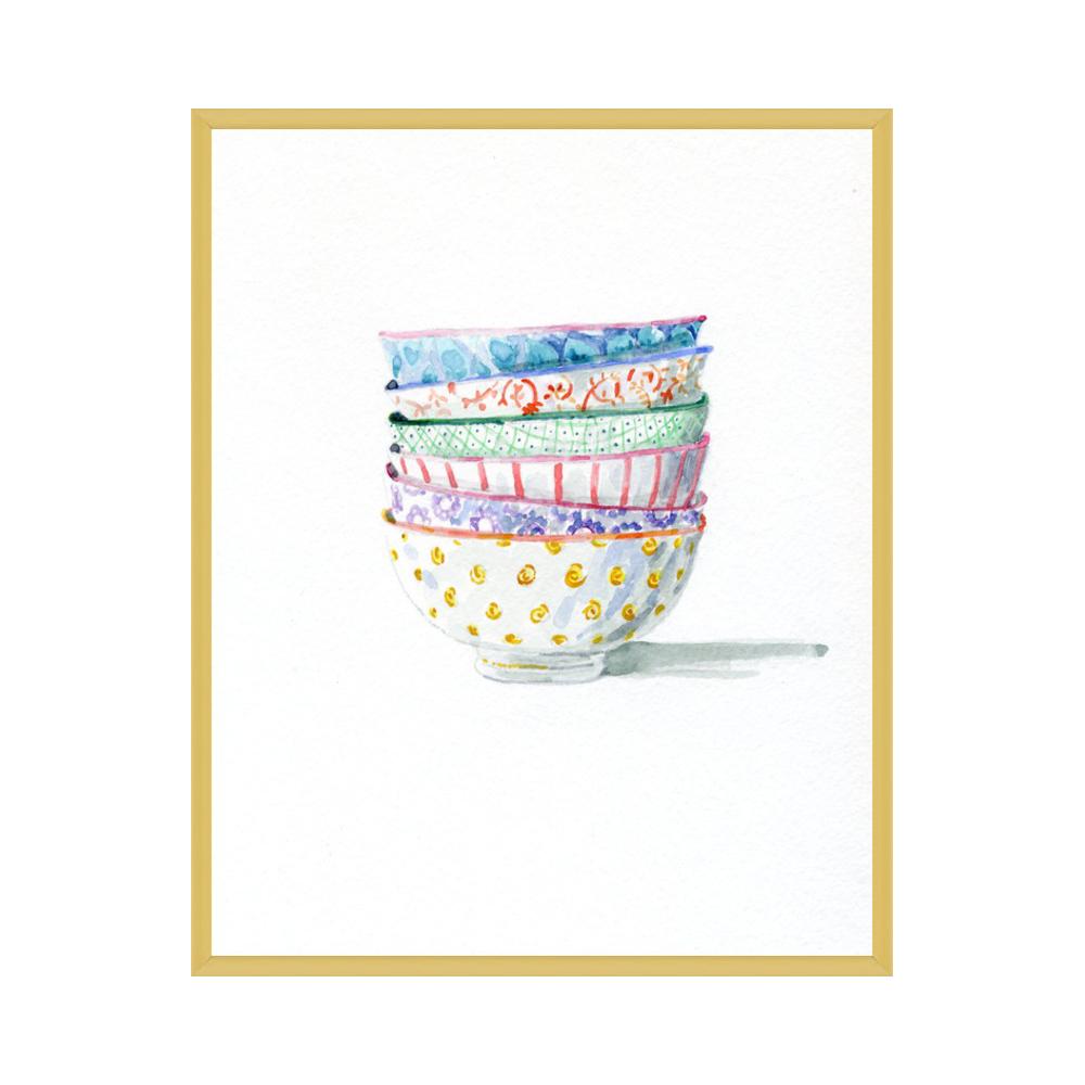 Bowls  BY MIRI ESHET