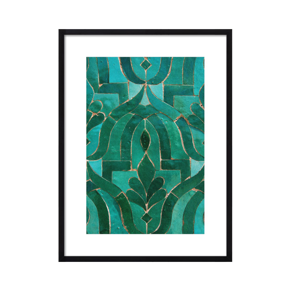 Moroccan Tile  BY LIKA RAMATI