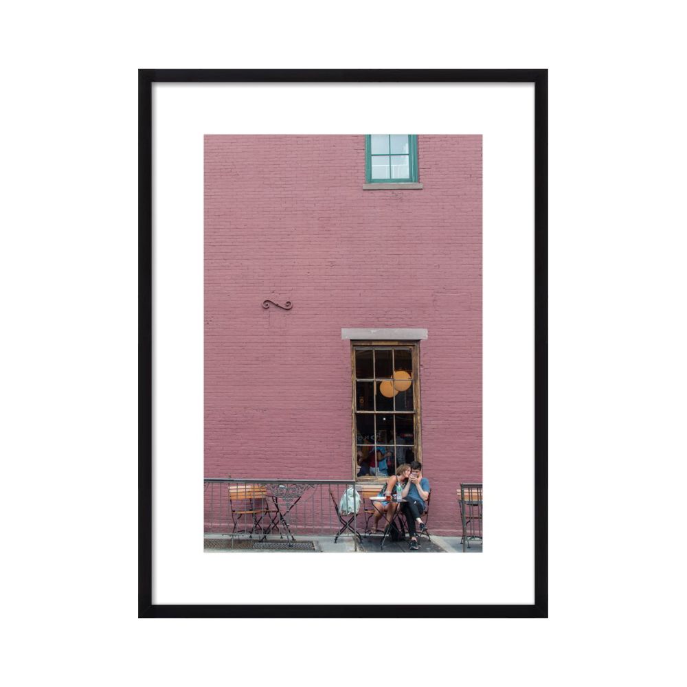 Lovers in the West Village  BY SIVAN ASKAYO
