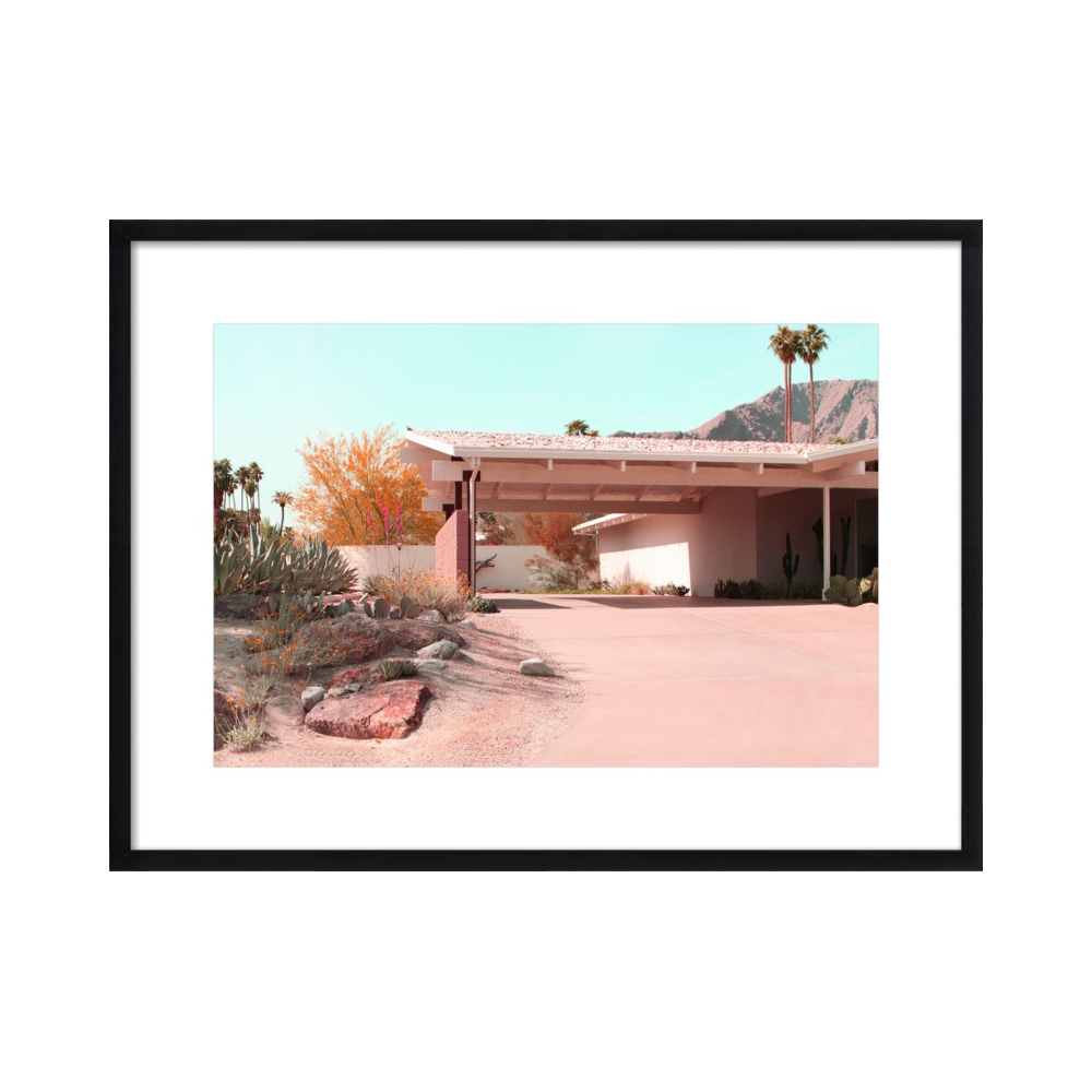 Desert House  BY LUCY SNOWE