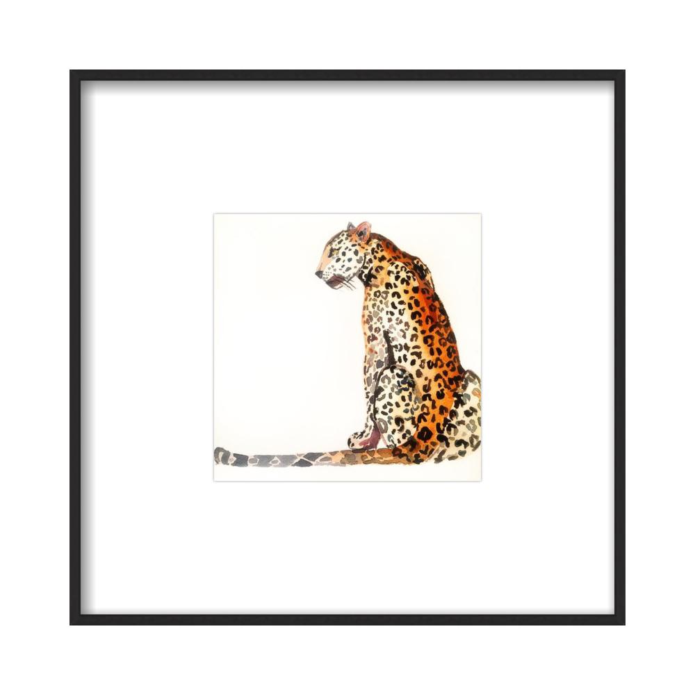 Leopard  BY LARSEN MCDOWELL