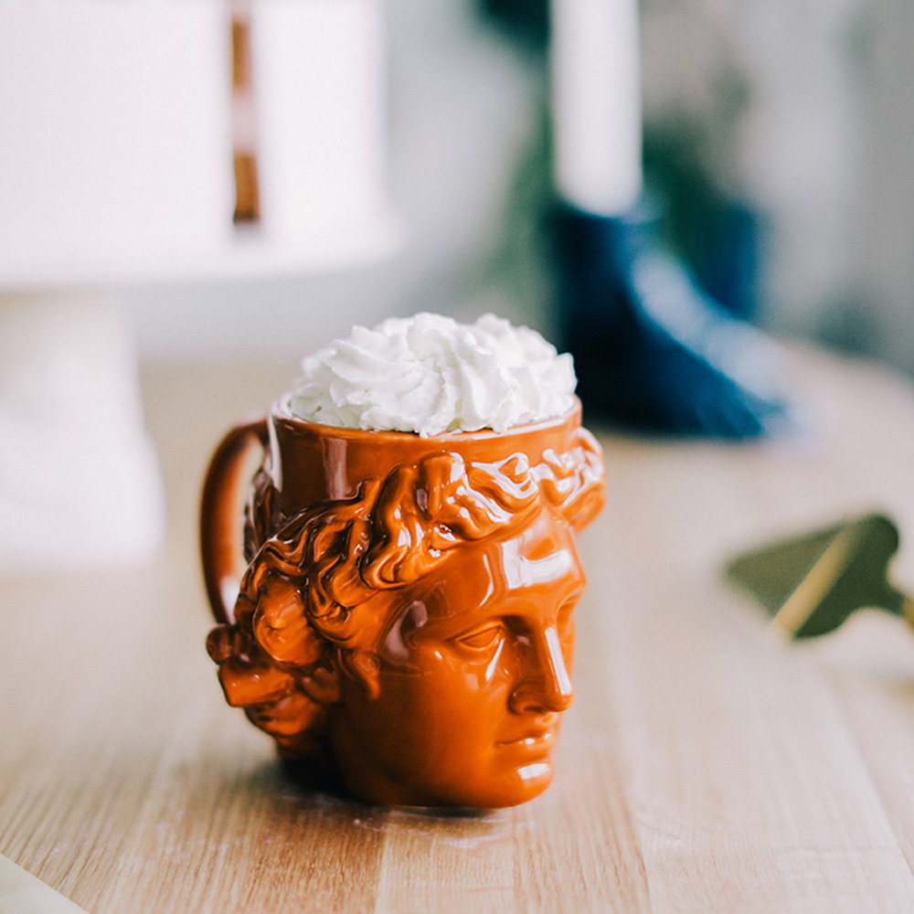 Hestia Mug Terracotta