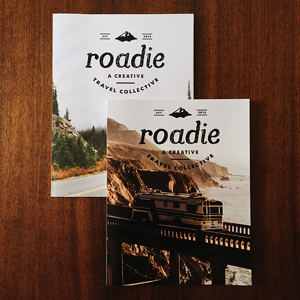 Read Roadie issues 1 + 2 online, here.