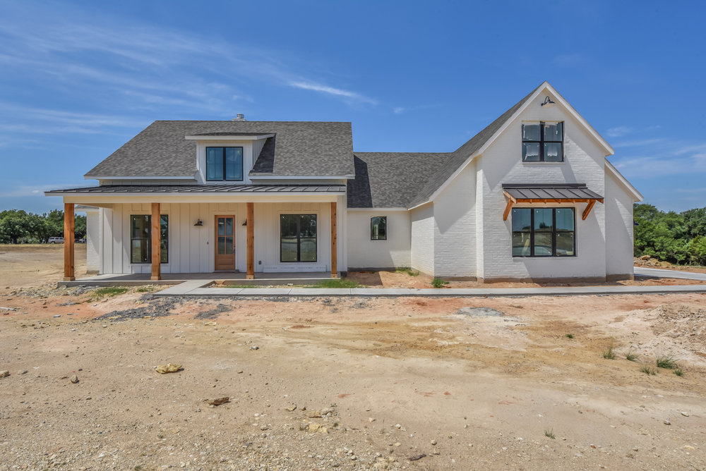 PROGRESS PICS!! Completed home with landscaping will be reshot by the end of August!