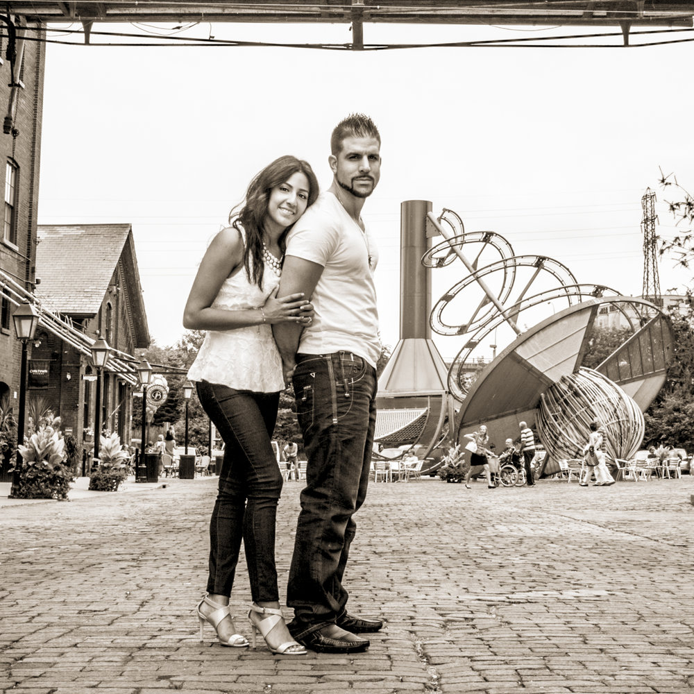 shot in 2014 at the Distillery District | Toronto Ontario