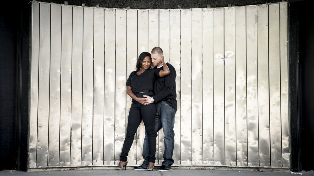 Stage Engagement Photo Mel Lastman Square Toronto