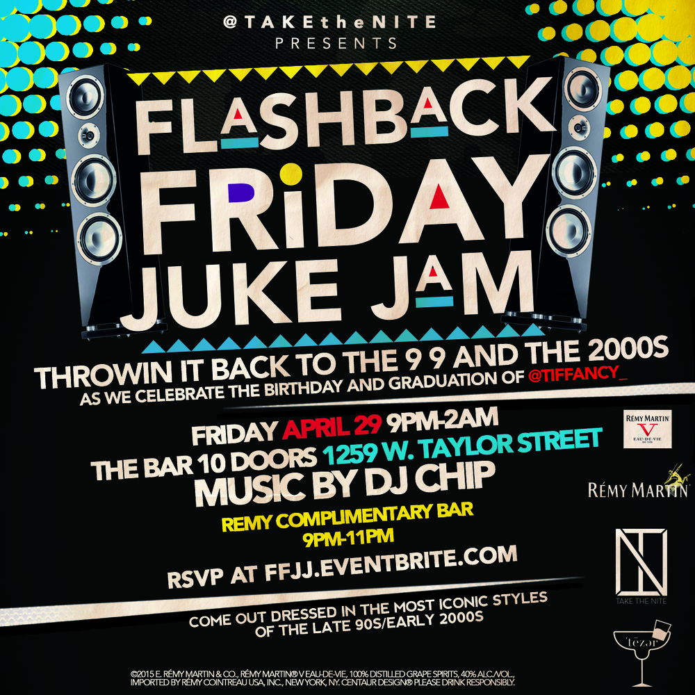 Flashback Friday Juke Jam