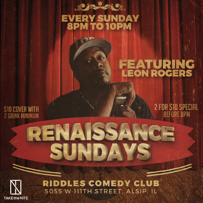 #RenaissanceSundays