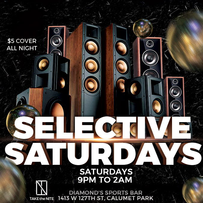 #SelectiveSaturdays