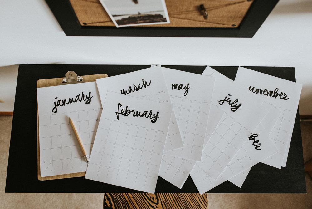 Getting Started | Project Coordination #DecoratingRoadmap - www.elegantsi.com