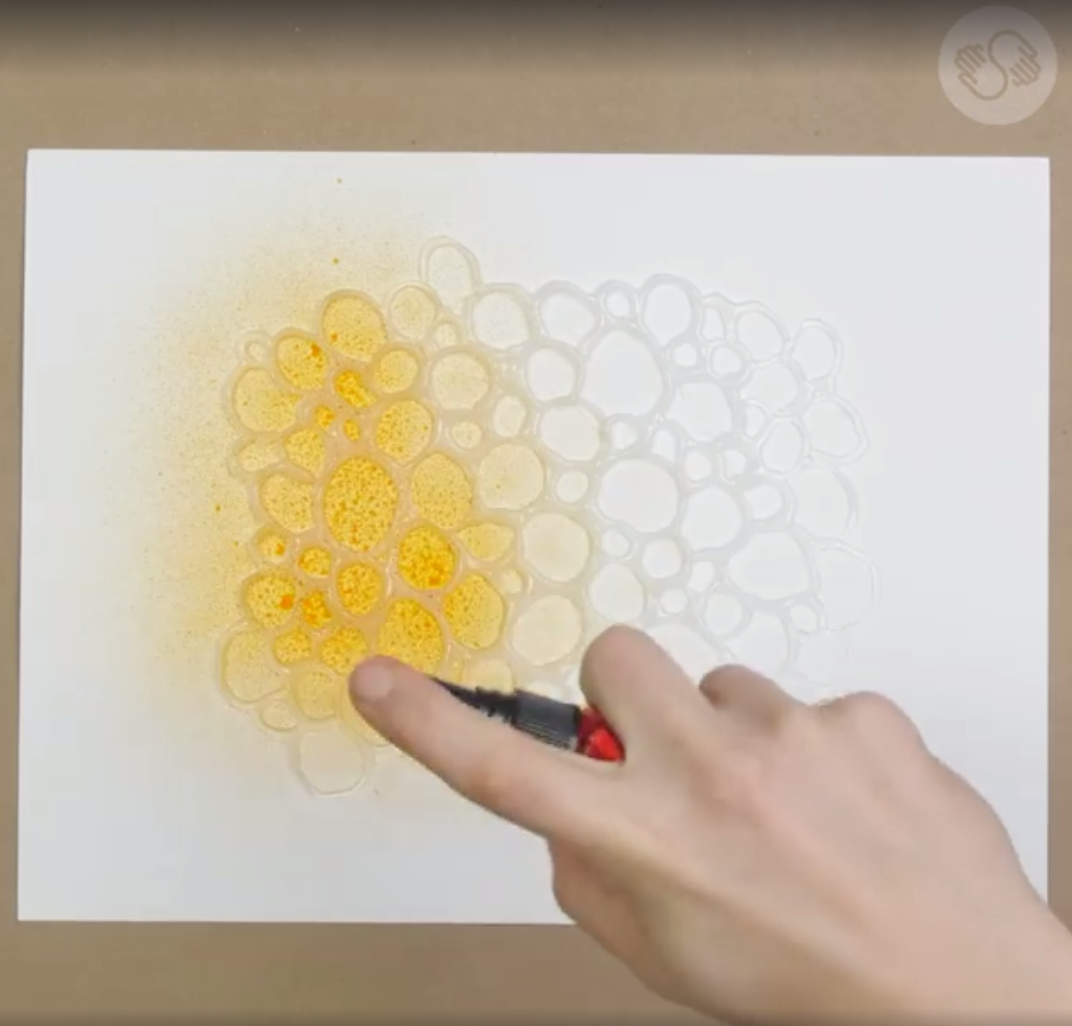 DIY Glue Gun Stencils - Skillshare Blog