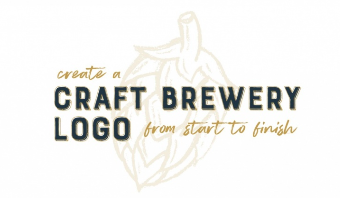 Create a Craft Brewery Logo From Start to Finish by Cody Hockin