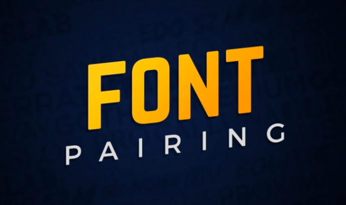 Font Pairing by Nick DePasquale