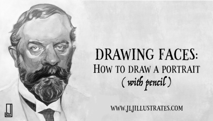 In  Joshua's  class, students will learn to draw a portrait.