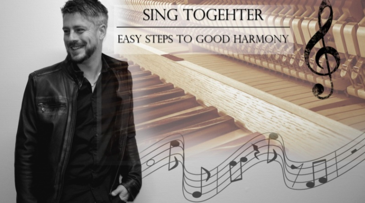 Learn to harmonize and expand your vocal range with  Niklas