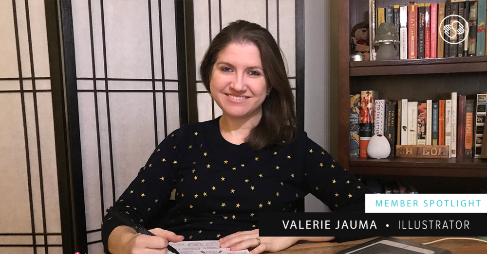 Member Spotlight: From Client Services to Pro Designer, Meet Valerie Jauma