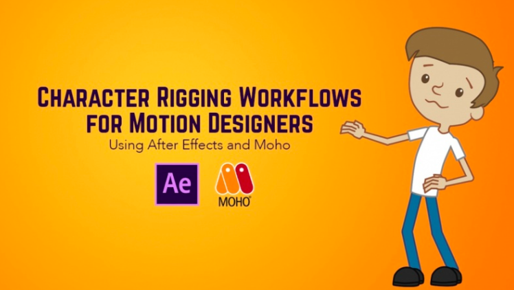 Create simple character rigs in After Effects with  Charlie  .