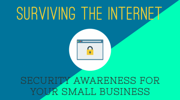 Kristen  will teach you everything you need to know to make sure your business is secure.