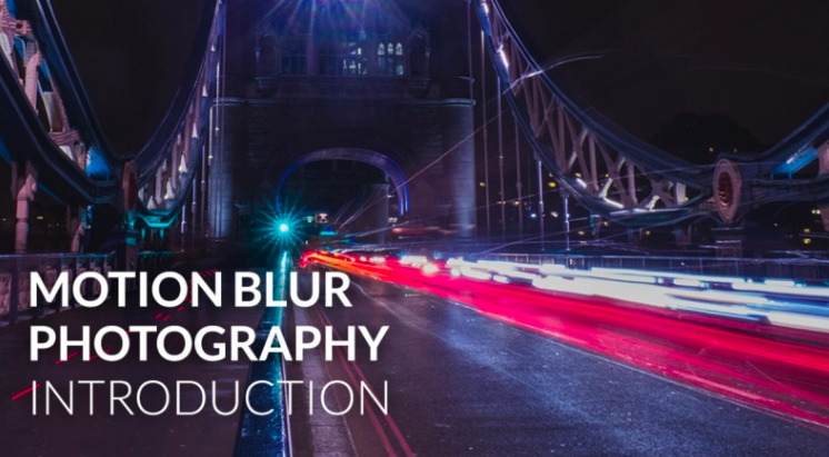 Learn motion blur photography with  Nick .