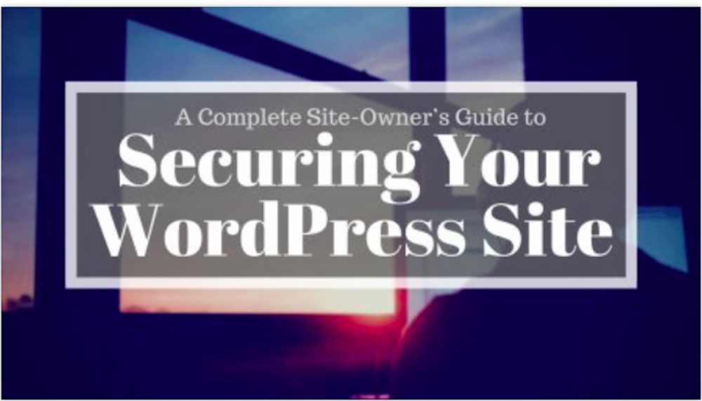 David will share everything you need to know about Wordpress Security
