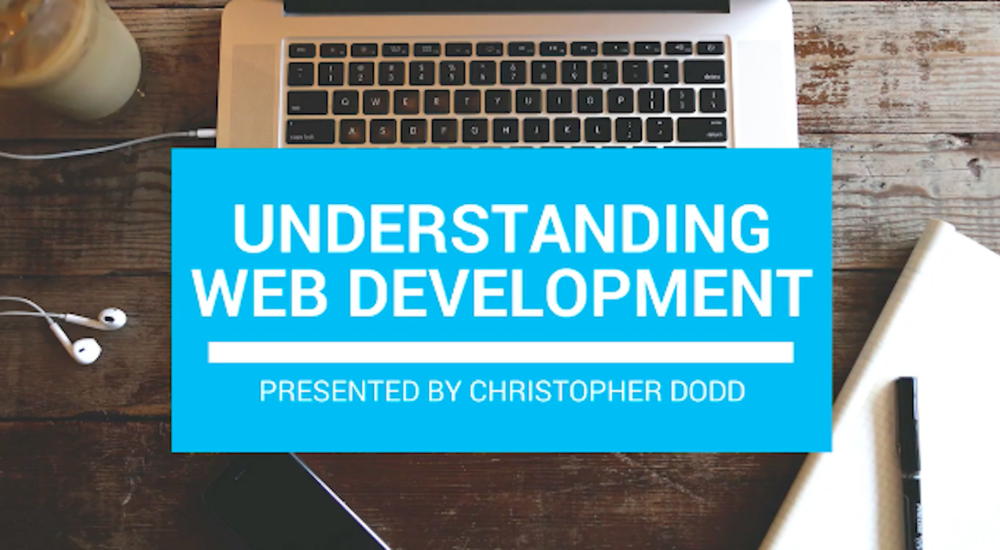 Uncover the ins & outs of web development with Christopher