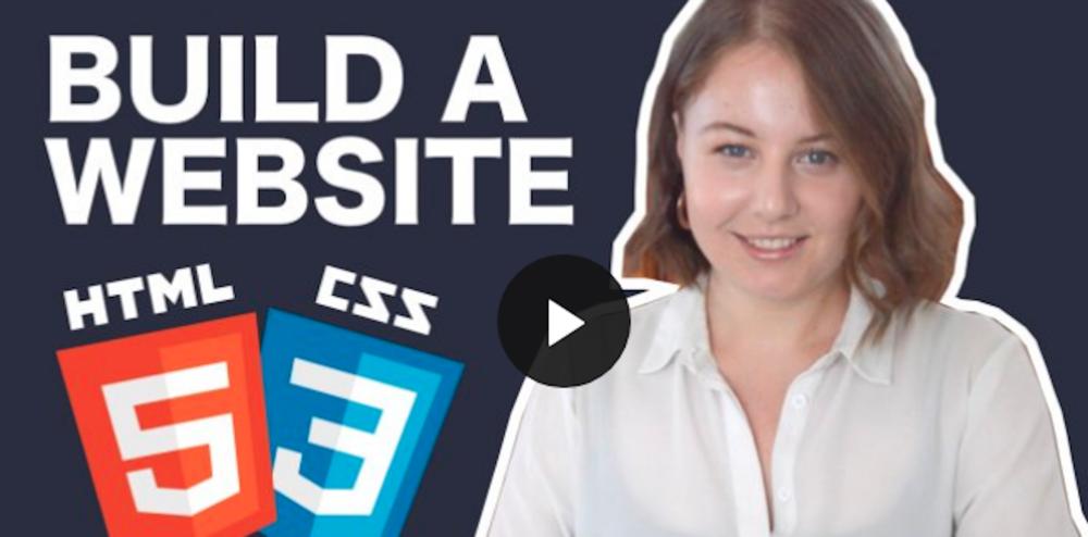 Learn HTML & CSS basics with Verity