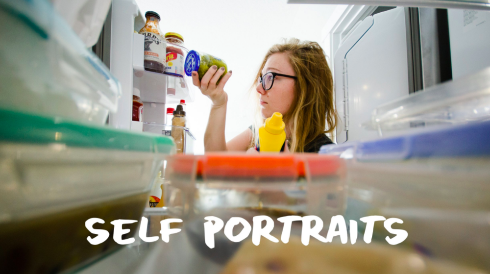 Take fantastic self portraits with Tabitha