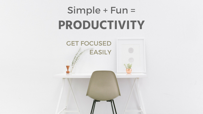 Create your own planner and learn how to stay productive with  Mary .