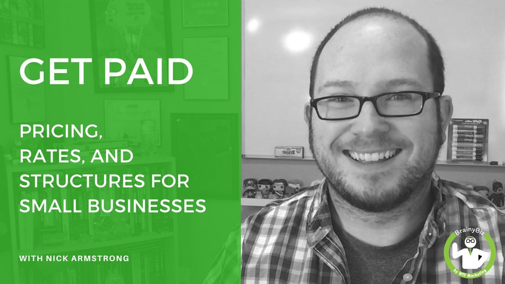 Set a sustainable pricing structure for your small business with Nick