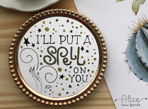 Alice  will teach you to create flat lays to display your art on Instagram.