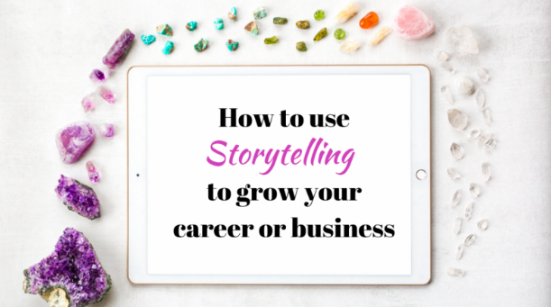 Maria-Alexandra  will offer tips on landing your dream job through story telling.