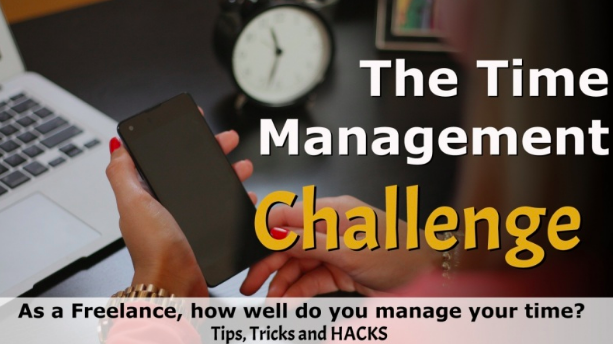 Learn tips for managing your time with  Karen .